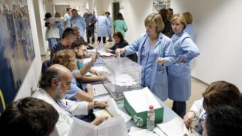 La UGT gana las elecciones entre el personal laboral de la Junta de Andalucía