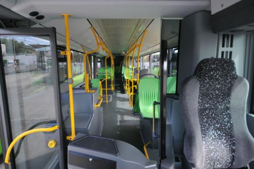 Aucorsa recibe los primeros 4 autobuses nuevos y prepara su incorporación a la flota