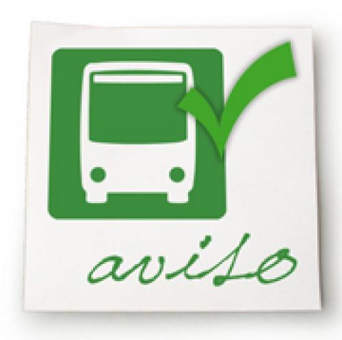 Restablecimiento de recorridos de líneas 1, 3, 7, 12 y C 2