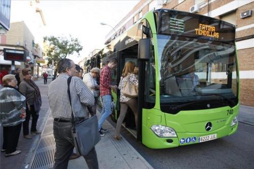 Aucorsa pide 1,1 millones para pagar el IVA de 20 autobuses