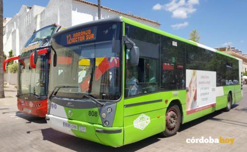 Los autobuses de gas comenzarán a circular en la calle el próximo día 14