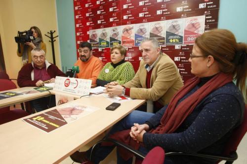 UGT gana, de nuevo, las elecciones de 2018, en la provincia de Córdoba, con un 36% de los delegados