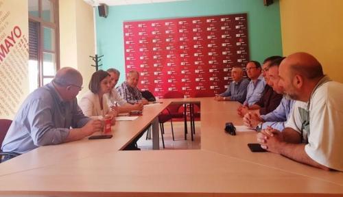 La Sección Sindical de UGT en Aucorsa pide a Ambrosio que se aplique la jornada semanal de 35 horas